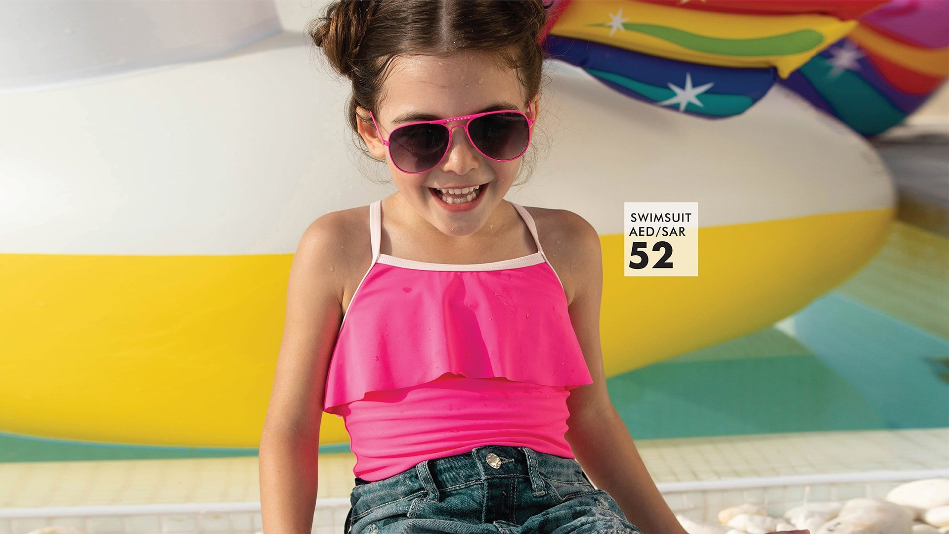 Girls Fashion Summer Collection