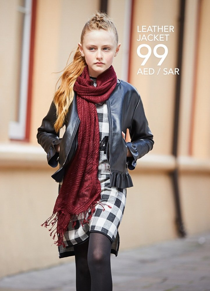 Girls Fashion Winter