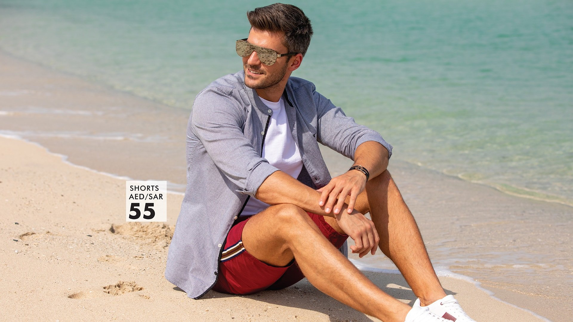 Mens Fashion Summer Collection