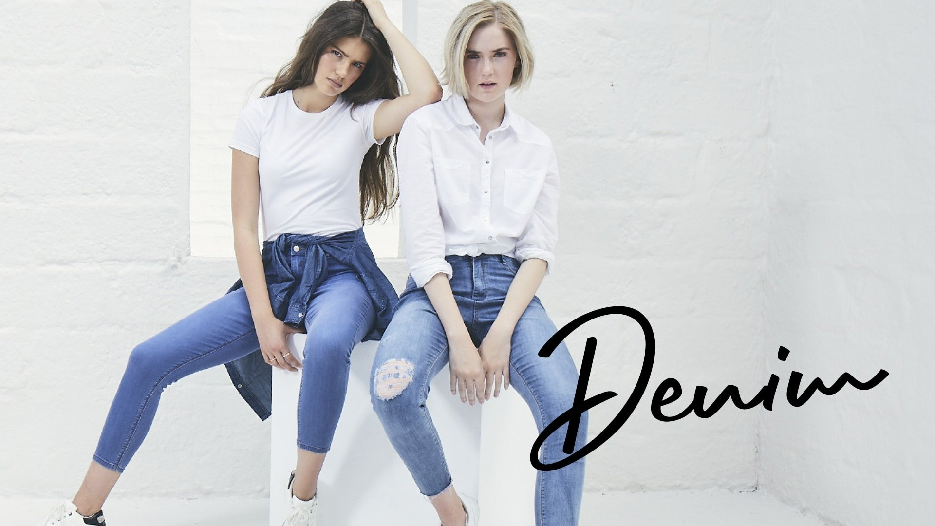 Womens Fashion Denim Collection 2019